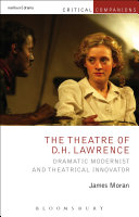 Pdf The Theatre of D.H. Lawrence Telecharger