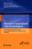 Advances in Computational Collective Intelligence