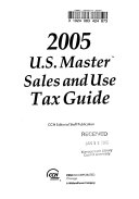 U S  Master Sales and Use Tax Guide