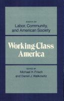 Working-class America