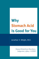 Why Stomach Acid Is Good for You [Pdf/ePub] eBook