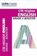 Grade Booster - Higher English Grade Booster
