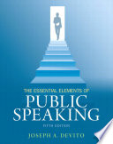 The Essential Elements Of Public Speaking PDF