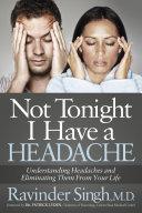 Not Tonight I Have a Headache Pdf/ePub eBook