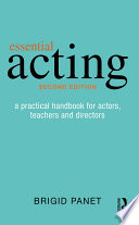 Essential Acting Book