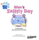 Blue S Sniffly Day