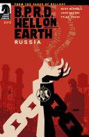 B.P.R.D. Hell on Earth: Russia #2 Pdf/ePub eBook