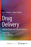 Drug Delivery Book