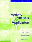 Activity Analysis & Application