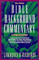 The Victor Bible Background Commentary