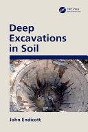 Deep Excavations in Soil Pdf/ePub eBook