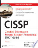 Cissp Certified Information Systems Security Professional Study Guide Book PDF