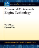 Advanced Metasearch Engine Technology ebook