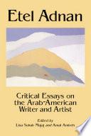 Etel Adnan Book PDF