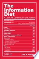 The Information Diet Book
