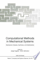 Computational Methods in Mechanical Systems Book