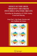 Design of Very High Frequency Multirate Switched Capacitor Circuits