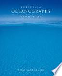 Enhanced Essentials of Oceanography