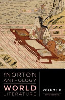 link to The Norton Anthology of World Literature Vol. D in the TCC library catalog