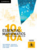 Cover of Essential Maths for the Victorian Syllabus Year 10 Print Bundle (Textbook and Hotmaths)