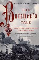 The Butcher's Tale: Murder and Anti-Semitism in a German Town [Pdf/ePub] eBook