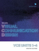 Cover of Nelson Visual Communication Design VCE