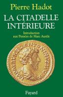 La Citadelle intérieure Pdf/ePub eBook
