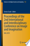 Proceedings of the 2nd International and Interdisciplinary Conference on Image and Imagination Book