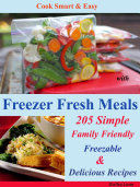 Cook Smart   Easy with Freezer Fresh Meals