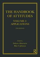 Handbook of Attitudes  Volume 2  Applications