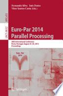 Euro-Par 2014: Parallel Processing