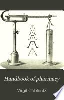 Handbook of pharmacy