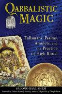 Qabbalistic Magic Pdf/ePub eBook
