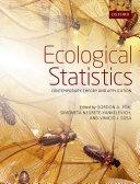 Ecological Statistics