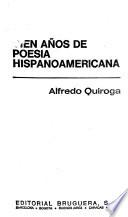 Cien años de poesía hispanoamericana