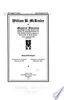 William B  McKinley