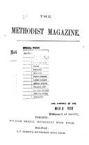 Methodist Magazine and Review Book