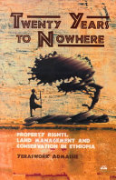 Pdf Twenty Years to Nowhere