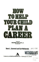 How to Help Your Child Plan a Career