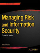 Managing Risk and Information Security Book