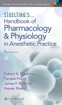 Cover of Stoelting's Handbook of Pharmacology and Physiology in Anesthetic Practice