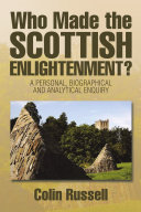 Who Made the Scottish Enlightenment