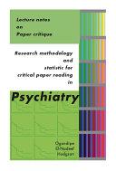 Lecture Notes on Paper Critique