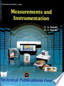 Measurements and Instrumentation
