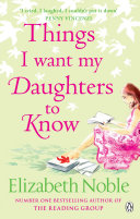 Things I Want My Daughters to Know ebook
