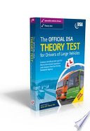 The official DSA theory test for drivers of large vehicles Book