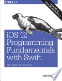 iOS 12 Programming Fundamentals with Swift