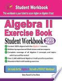 Algebra II Exercise Book  Student Workbook