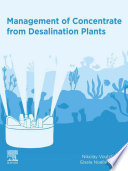 Management Of Concentrate From Desalination Plants Book PDF