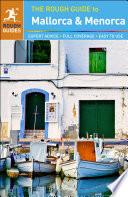 THE ROUGH GUIDE TO MALLORCA   Menorca  Travel Guide eBook